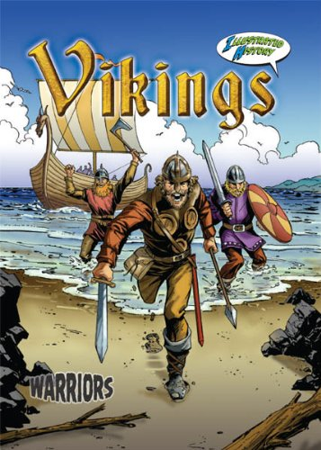 Vikings (Warriors Graphic Illustrated): Don McLeese