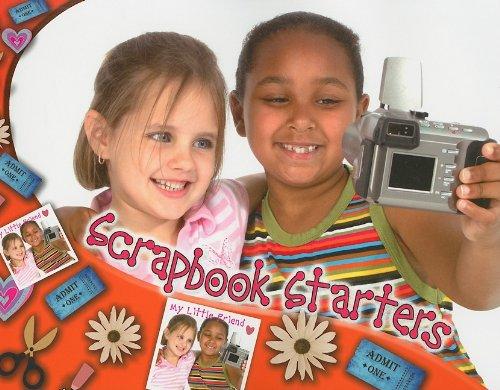 9781606945056: Scrapbook Starters (Creative Crafts for Kids)