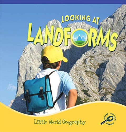 9781606945377: Looking at Landforms (Little World Geography)