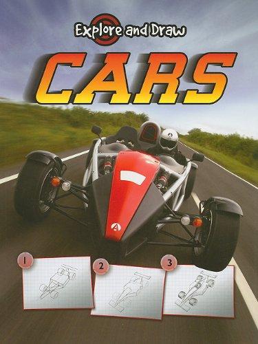9781606948330: Cars (Explore & Draw)
