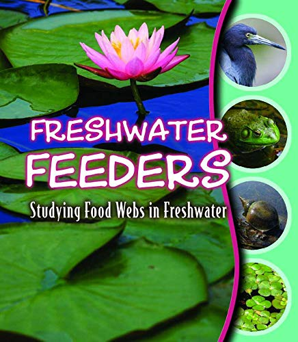 9781606949146: Freshwater Feeders (Studying Food Webs)