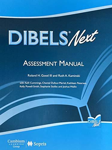 9781606973592: Dibels Next Assessment Manual