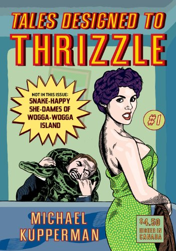 9781606990780: Tales Designed to Thrizzle #1