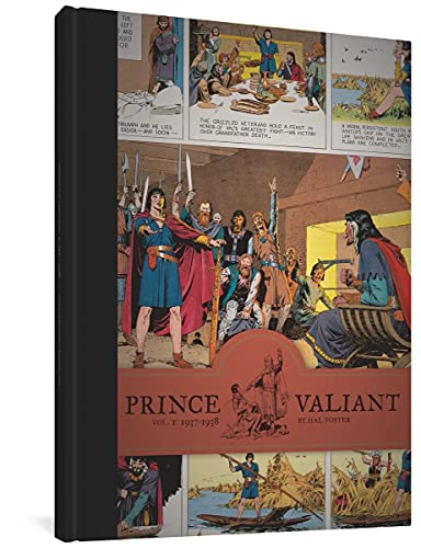 9781606991411: Prince Valiant, Vol. 1: 1937-1938
