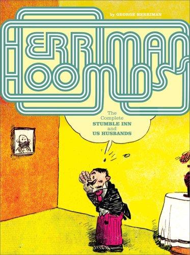 9781606991510: Herriman's Hoomins: The Complete Stumble Inn and Us Husbands