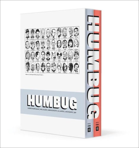 Humbug (Signed, Limited, Slipcased Edition) (1606991795) by Jack Davis; Will Elder; Al Jaffee; Harvey Kurtzman; Arnold Roth