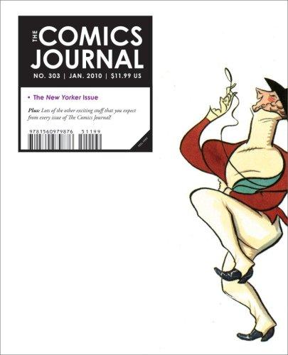 9781606992937: The Comics Journal #303 (The Comics Journal)