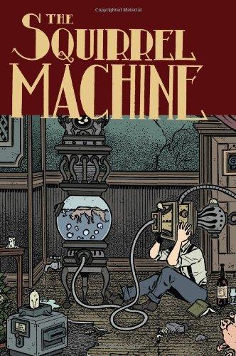 9781606993019: The Squirrel Machine