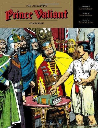 9781606993064: The Definitive Prince Valiant Companion