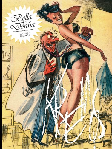 9781606993170: Bella Donna: The Pin-up Girls of Kremos
