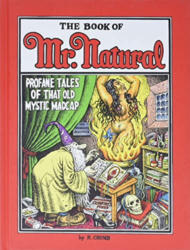 9781606993521: The Book of Mr. Natural