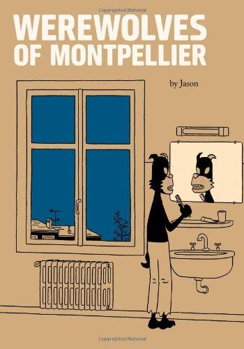 Werewolves of Montpellier: Jason