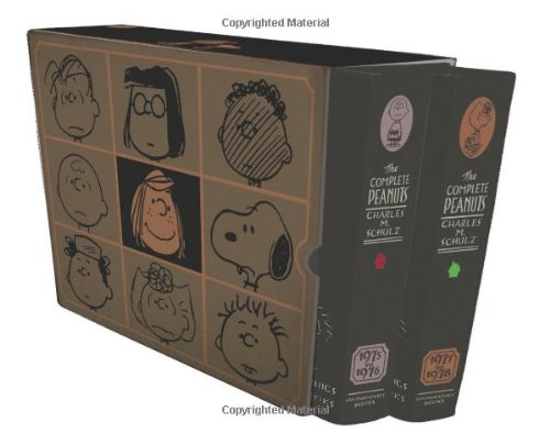 9781606993767: The Complete Peanuts Boxed Set 1975-1978