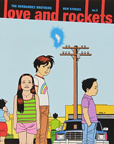 9781606993798: Love and Rockets: New Stories; Scarlet by Starlight