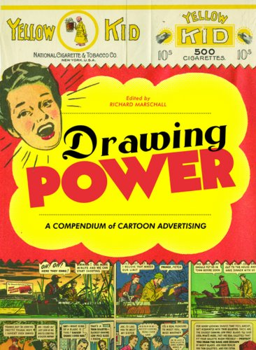 9781606993996: Drawing Power: A Compendium of Cartoon Advertising