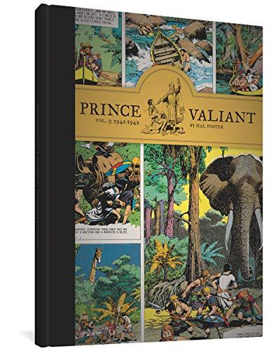 Prince Valiant, Volume 3: 1941-1942: Hal Foster