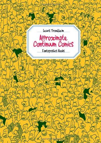 9781606994108: Approximate Continuum Comics