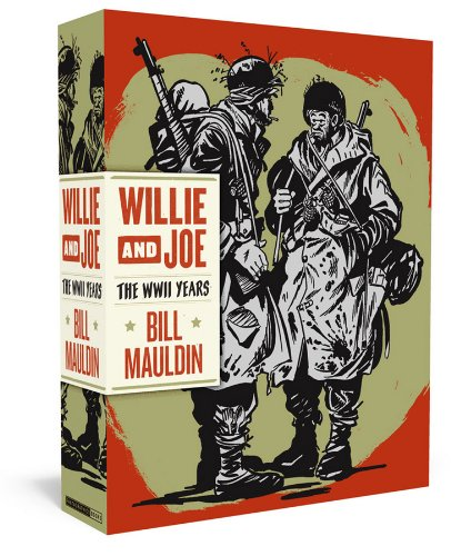 9781606994399: Willie & Joe: The WWII Years