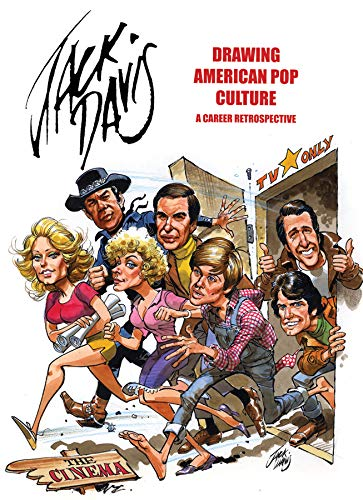 9781606994474: Jack Davis: Drawing American Pop Culture: a Career Retrospective