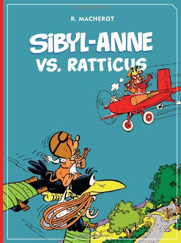 9781606994528: Sibyl-Anne Vs. Ratticus HC