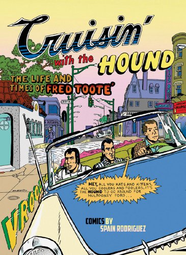 9781606994610: Crusin' With The Hound: The Life And Times Of Fred Tooté GN