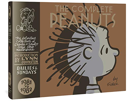 9781606994719: The Complete Peanuts 1981-1982, Vol. 16