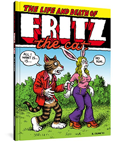 9781606994801: Life and Death of Fritz the Cat