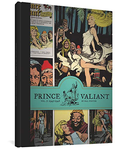 9781606994849: Prince Valiant, Vol. 5: 1945-1946