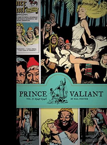9781606994849: Prince Valiant Volume 5