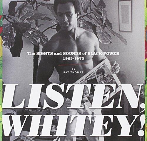 Listen, Whitey! (Hardcover): Pat Thomas