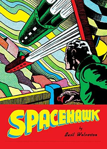 Spacehawk: Basil Wolverton