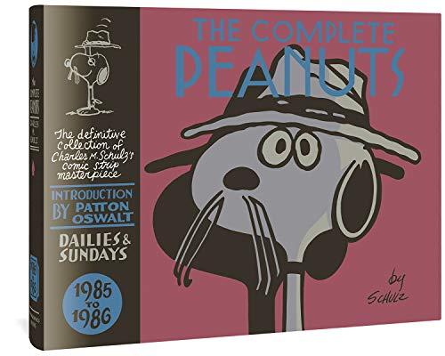 The Complete Peanuts 1985-1986, Vol. 18