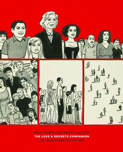 9781606995792: The Love and Rockets Companion: 30 Years (and Counting)