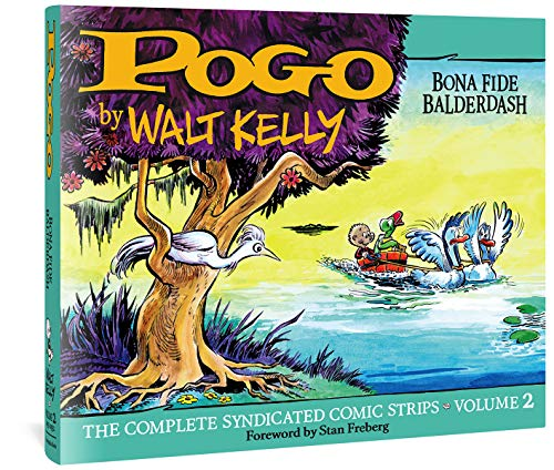 Pogo: Bona Fide Balderdash (Vol. 2) (Walt Kelly's Pogo): Kelly, Walt