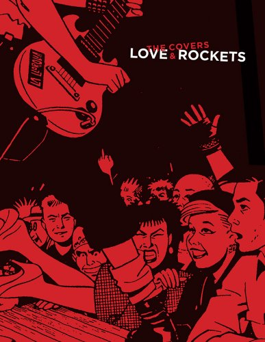 9781606995983: Love And Rockets: The Covers