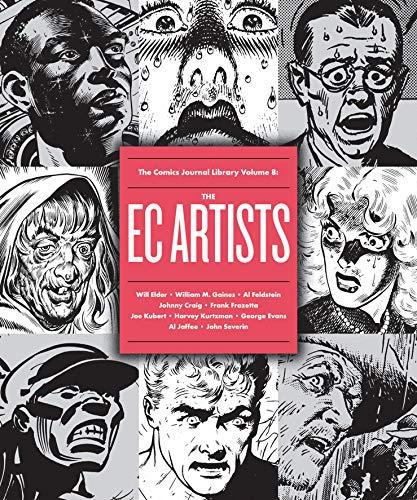 9781606996089: The Comics Journal Library: The EC Artists (Vol. 8) (The Comics Journal)