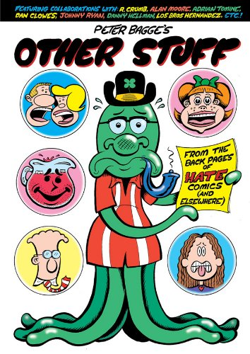 9781606996225: Peter Bagge's Other Stuff