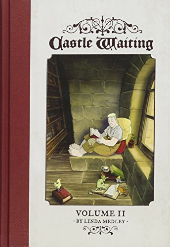 9781606996331: Castle Waiting Vol. 2: The Definitive Edition