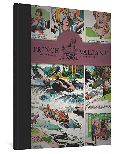 Prince Valiant: 1949-1950: Foster, Hal