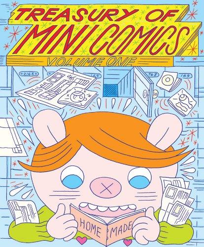 Treasury of Mini Comics Volume One: 1: Michael Dowers
