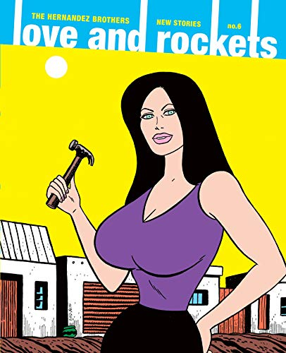 LOVE AND ROCKETS NEW STORIES 06