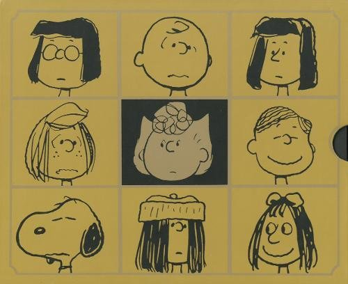 The Complete Peanuts 1987-1990 Gift Box Set: Schulz, Charles M.