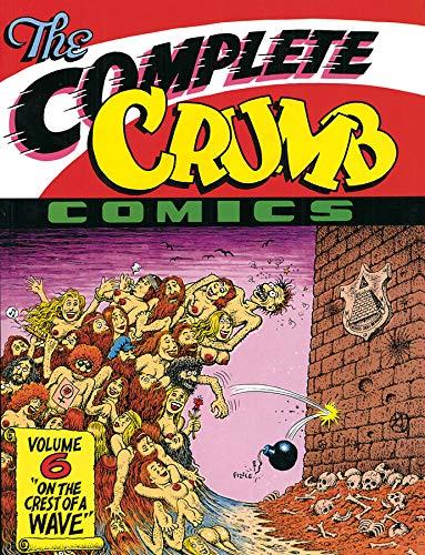 9781606996836: The Complete Crumb Comics Vol. 6: