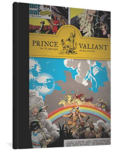 9781606996997: Prince Valiant, Vol. 8: 1951-1952