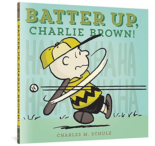 9781606997253: Batter Up, Charlie Brown!