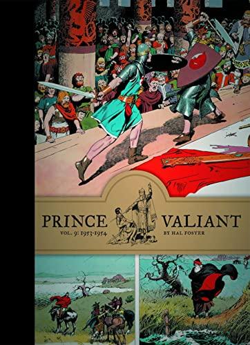9781606997352: Prince Valiant, Vol. 9: 1953-1954