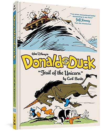 9781606997413: Walt Disney Donald Duck Hc Vol 05 Trail O/T Unicorn (Walt Disney's Donald Duck)