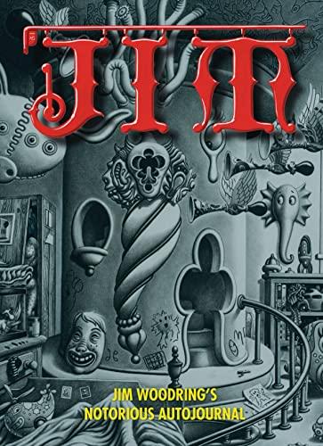 JIM: Jim Woodring's Norotious autojournal (Signed): Jim Woodring