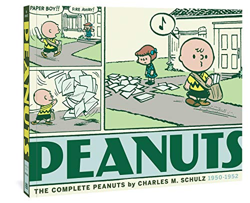 9781606997635: The Complete Peanuts 1950-1952 Paperback Edition