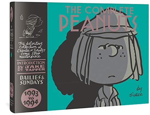 22: The Complete Peanuts 1993-1994 (The Complete Peanuts)